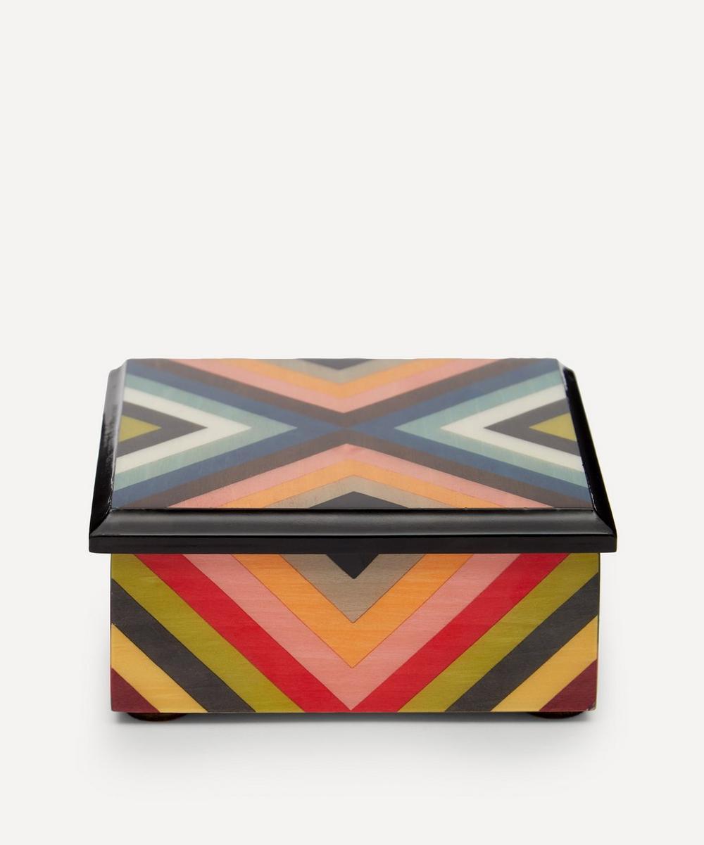 Biagio Barile - Angolo Wooden Box