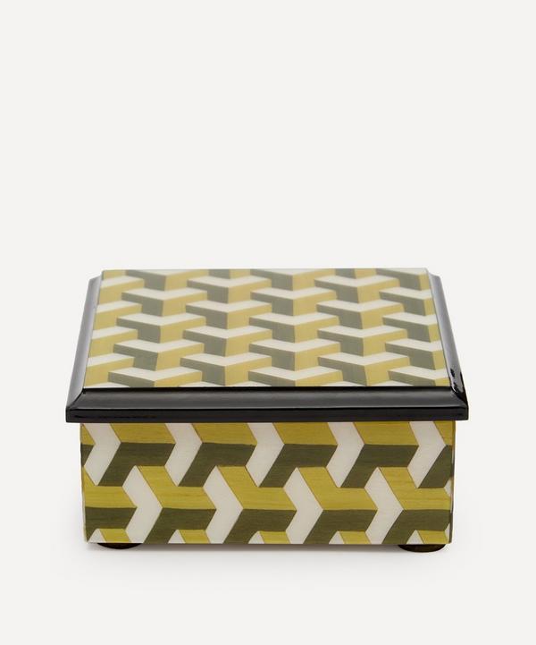 Biagio Barile - Geometric Wooden Box