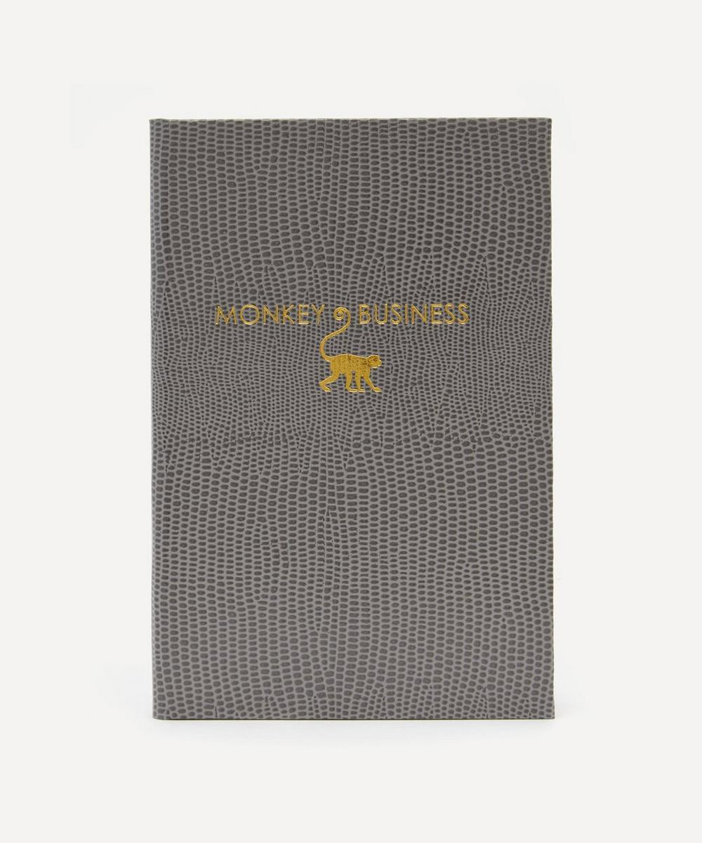 Sloane Stationery - Monkey Business Pocket Notebook