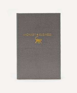 Monkey Business Pocket Notebook