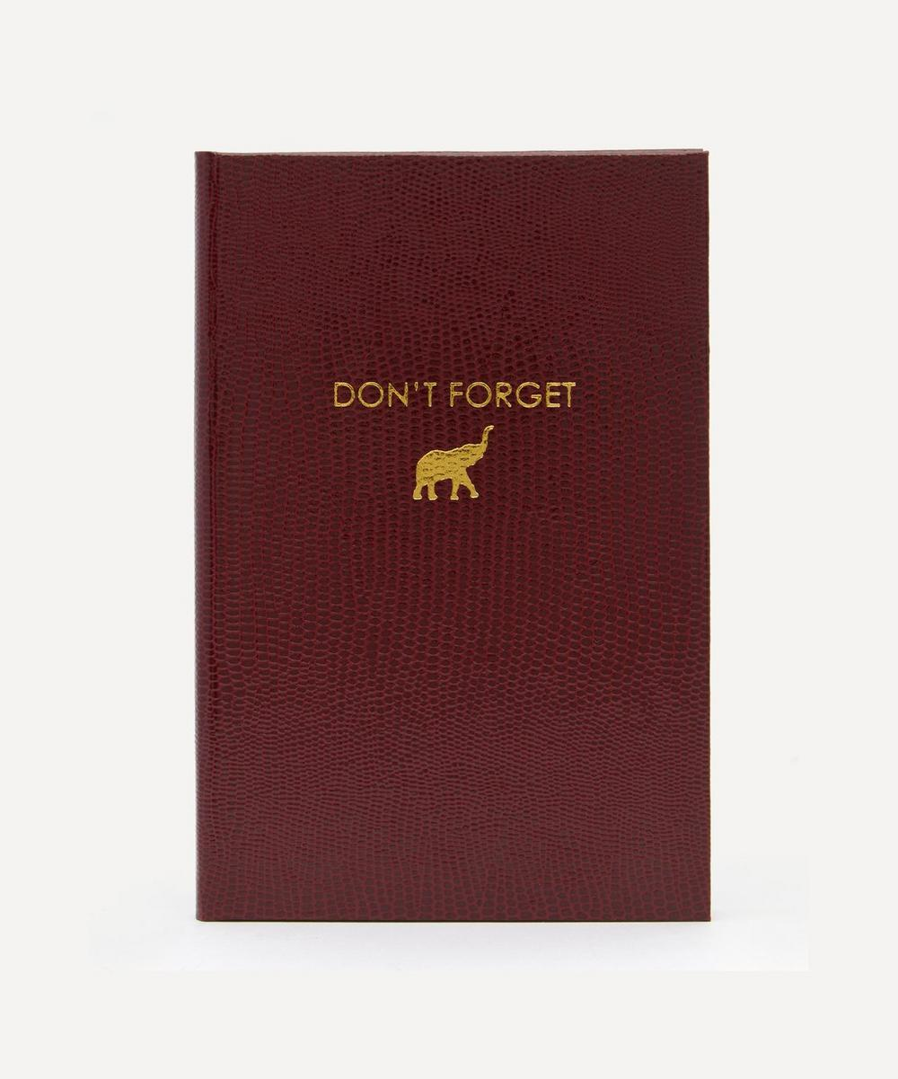 Sloane Stationery - Don't Forget Pocket Notebook