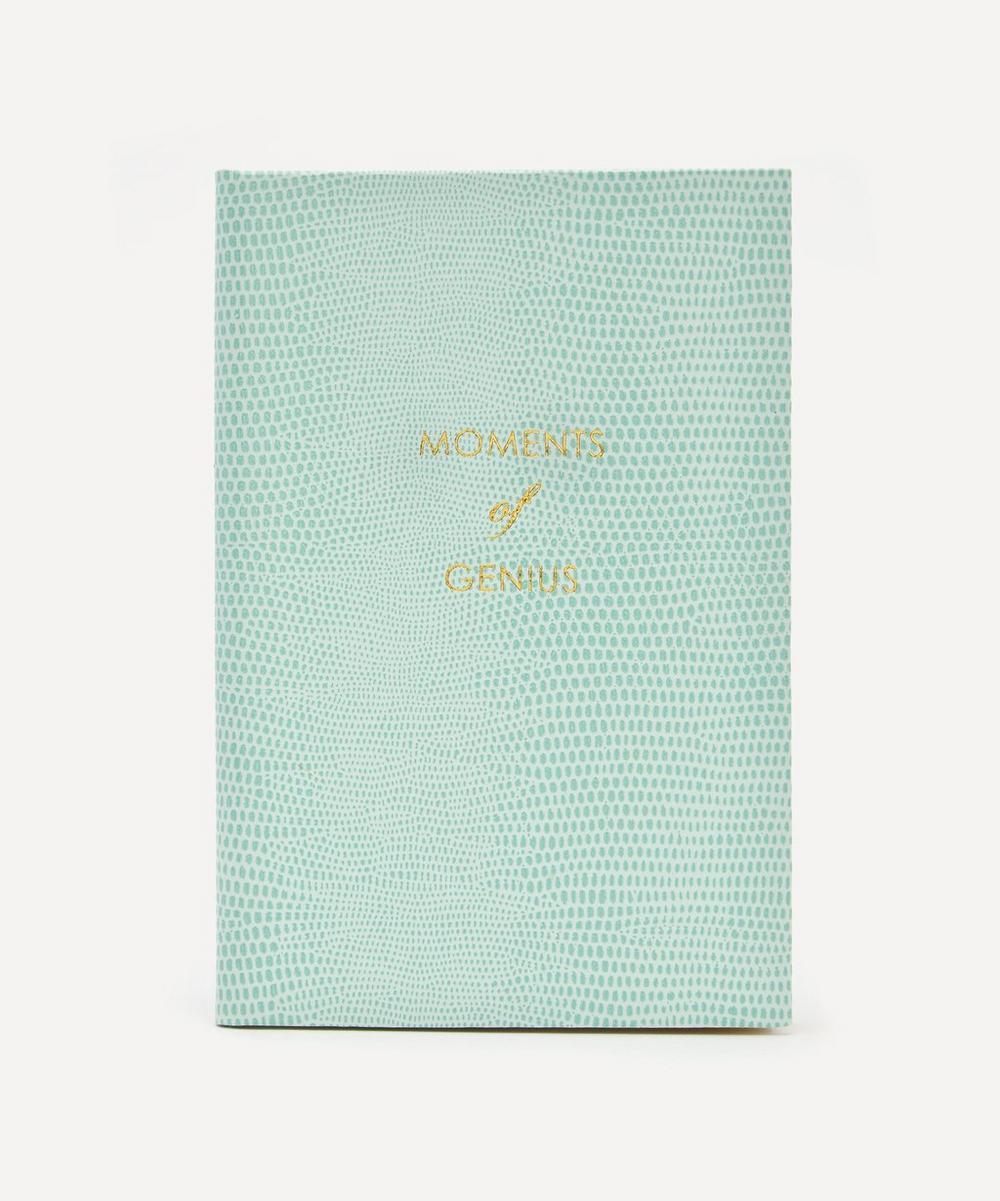 Sloane Stationery - Moments of Genius Pocket Notebook
