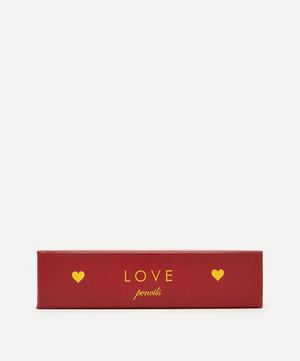 Love Pencils Set of Ten