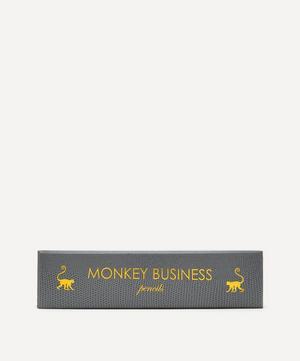 Monkey Business Pencils Set of Ten