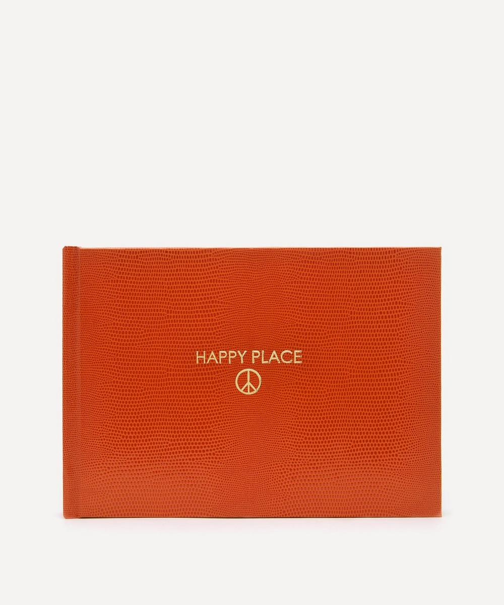 Sloane Stationery - Happy Place Guest Book