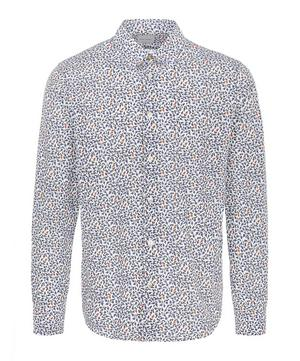 Exclusive Liberty Fabrics Rose Bud Cotton Shirt