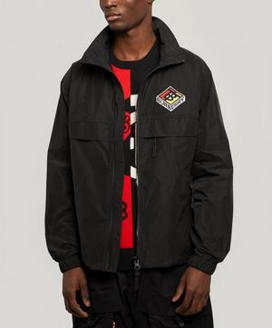 Technical High-Neck Jacket