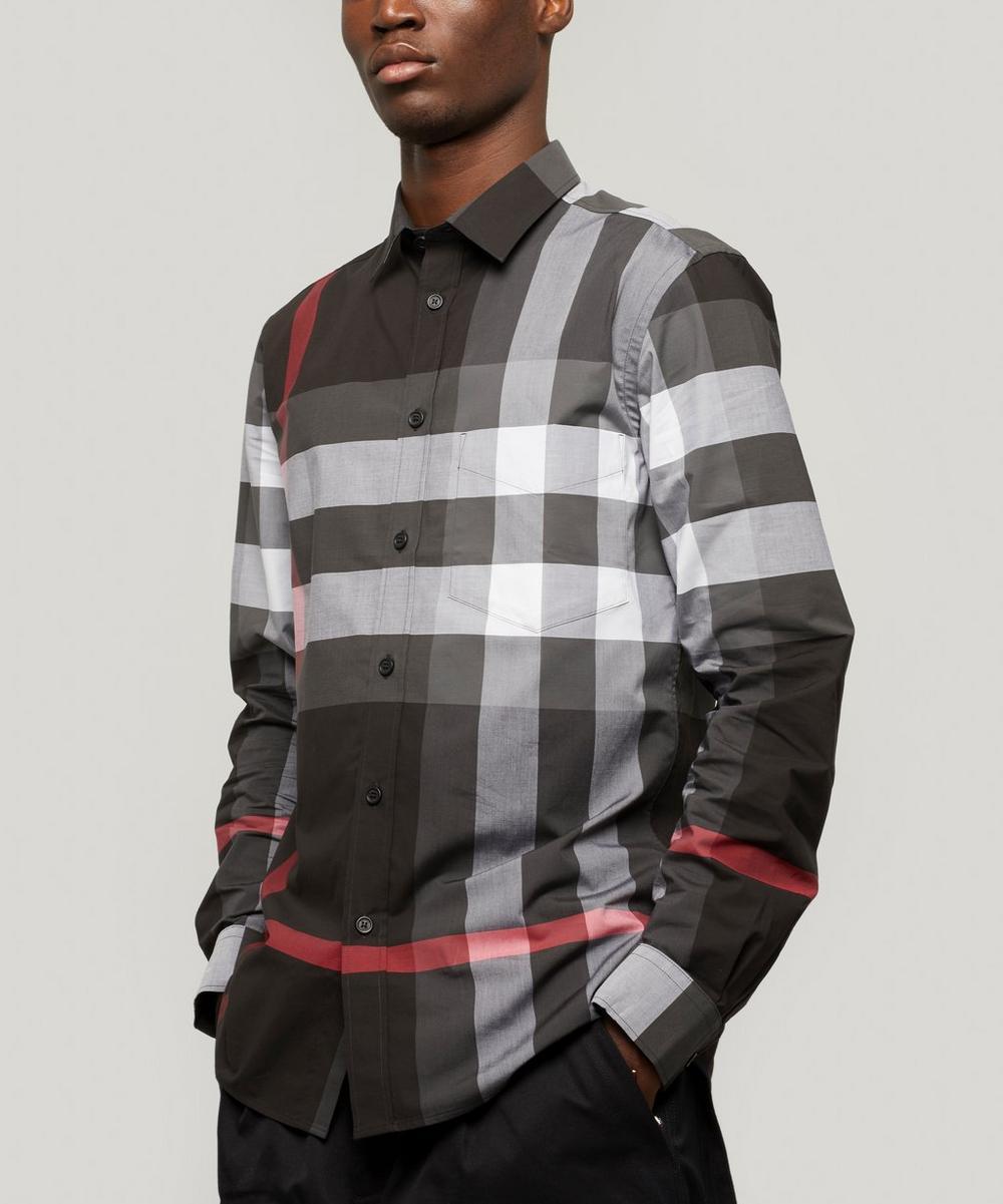 Burberry - Somerton Check Shirt