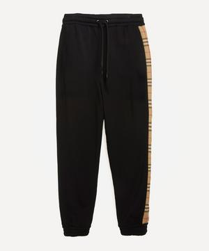 Atler Check Panel Tracksuit Bottoms