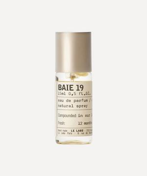 Baie 19 Eau de Parfum 15ml