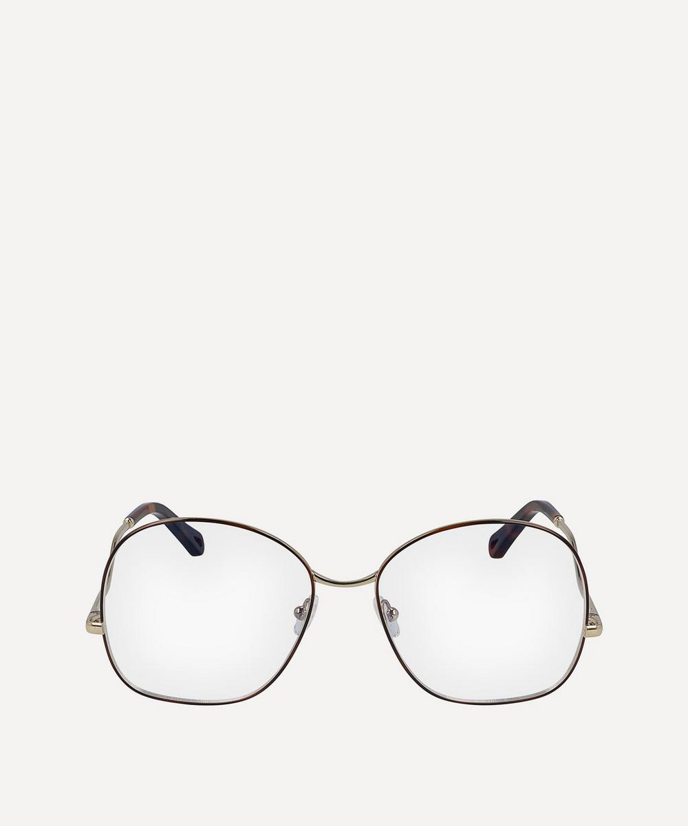 Chloé - Willis Rounded Square Optical Glasses