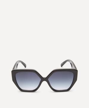 So Fetch Hexagonal Sunglasses