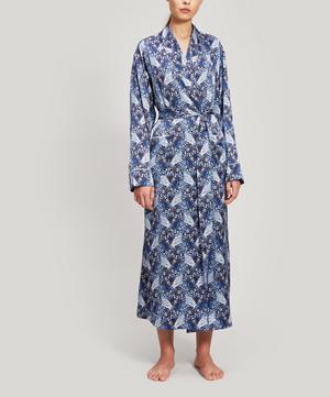 Valentine Silk Charmeuse Robe
