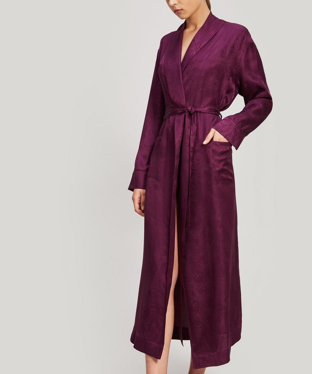 Liberty - Hera Silk Jacquard Robe