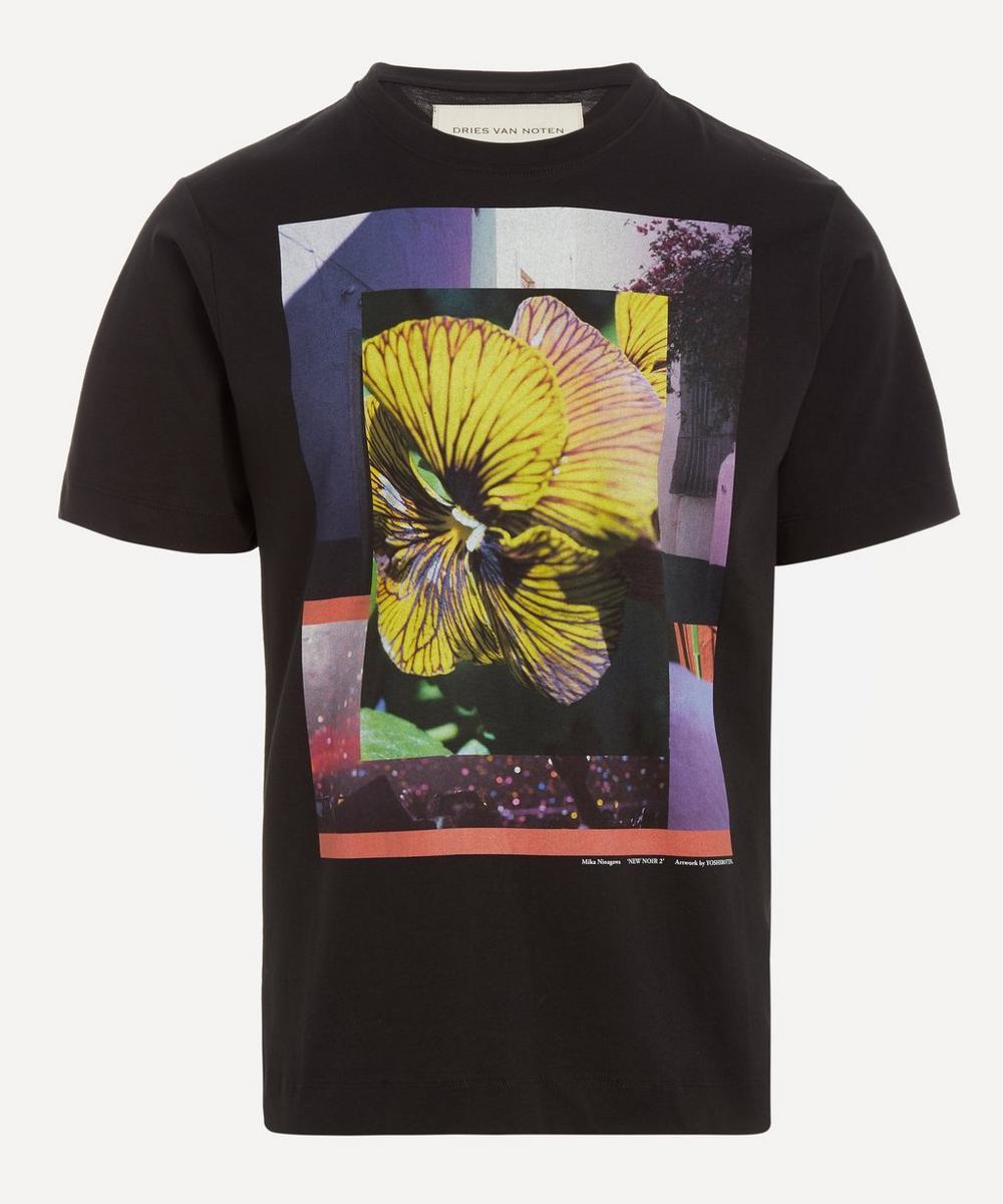 Dries Van Noten - x Yoshirotten Mika Habs T-Shirt