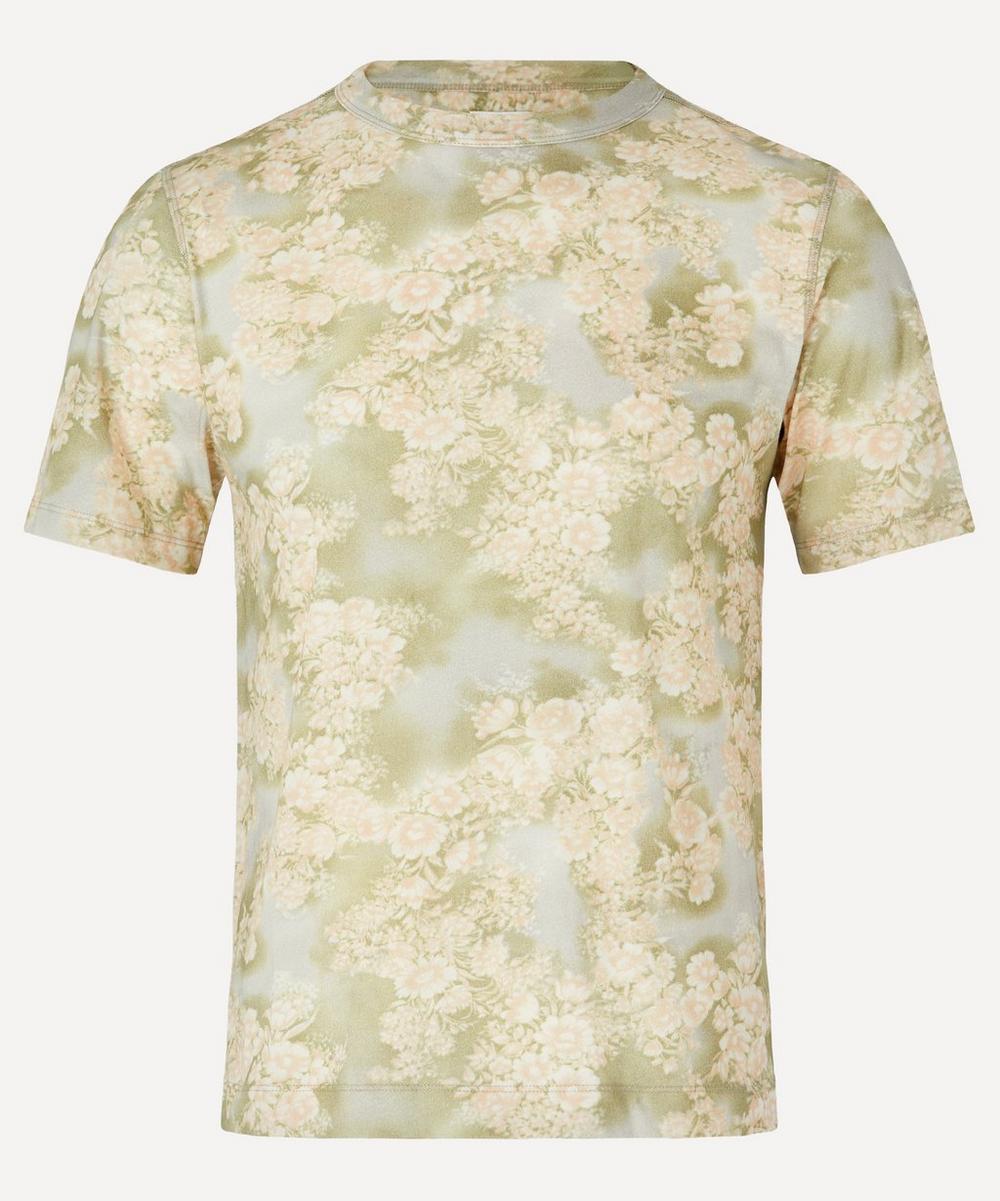 Dries Van Noten - Floral Cotton T-Shirt