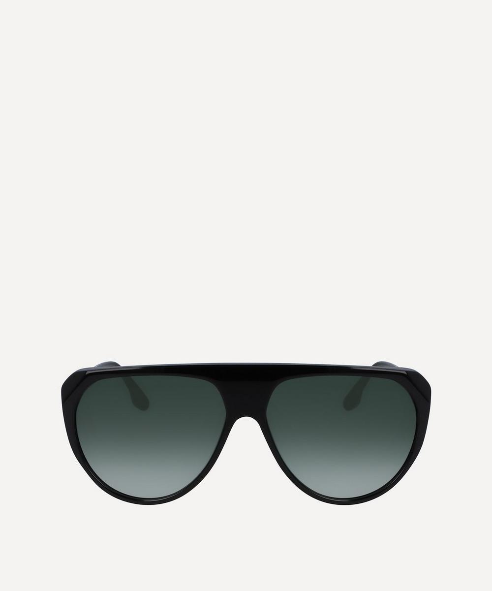 Victoria Beckham - Half Moon Acetate Sunglasses