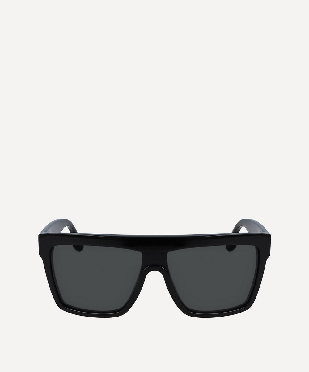 Victoria Beckham - D-Frame Flat-Top Sunglasses