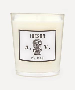 Tucson Glass Candle 260g