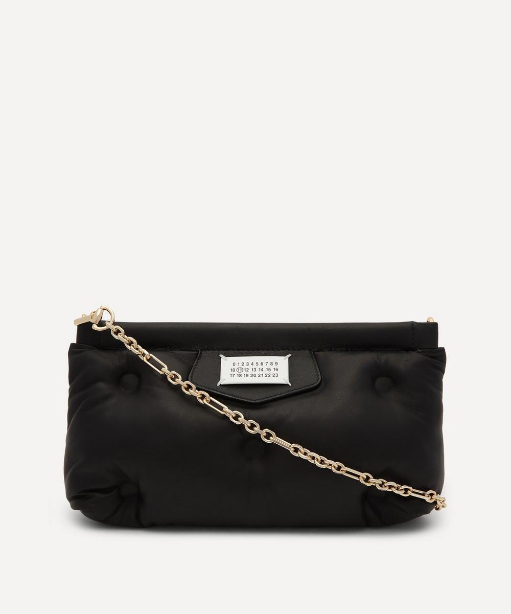 Maison Margiela - Glam Slam Quilted Chain Strap Clutch Bag