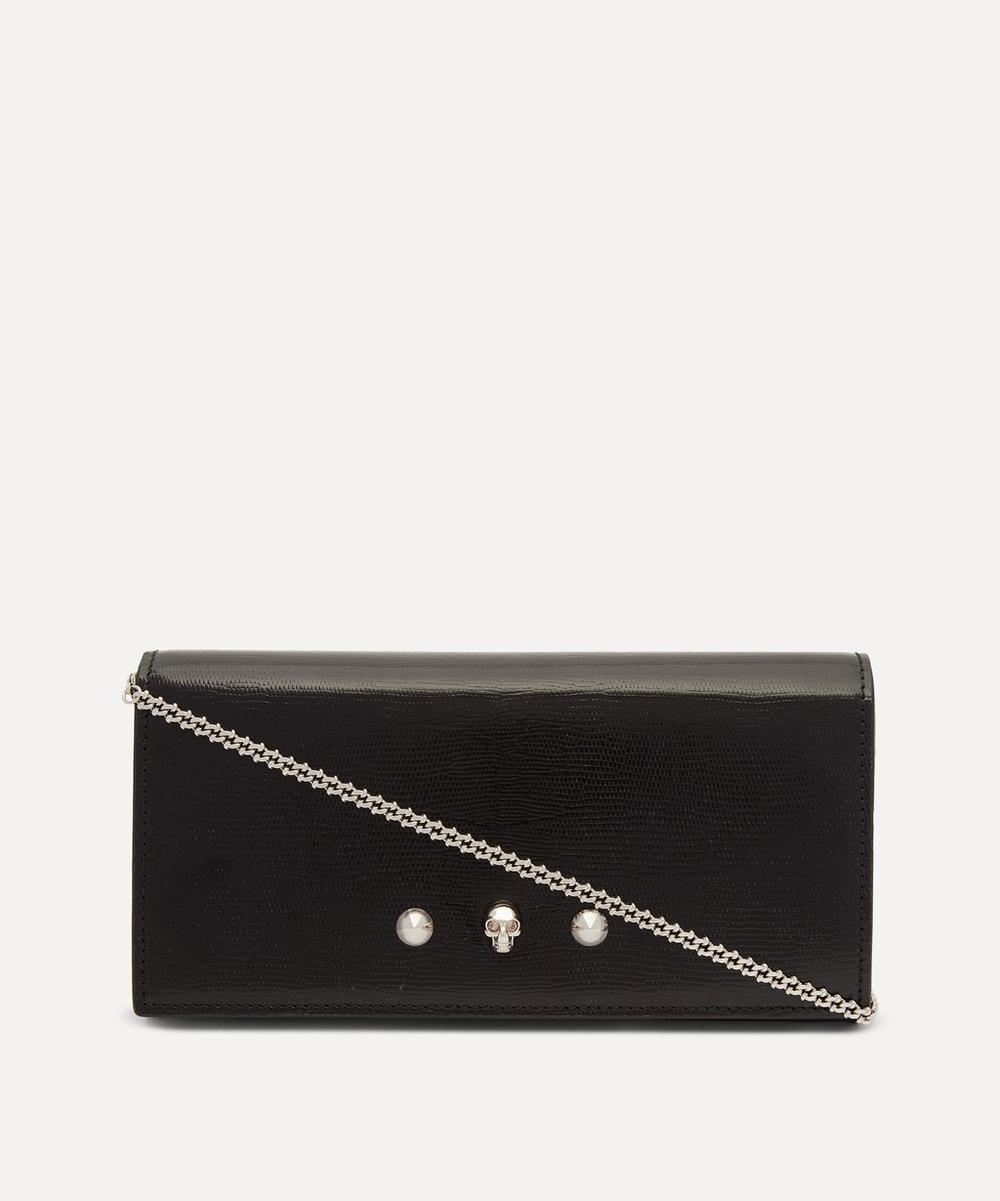 Alexander McQueen - Skull Wallet with Chain