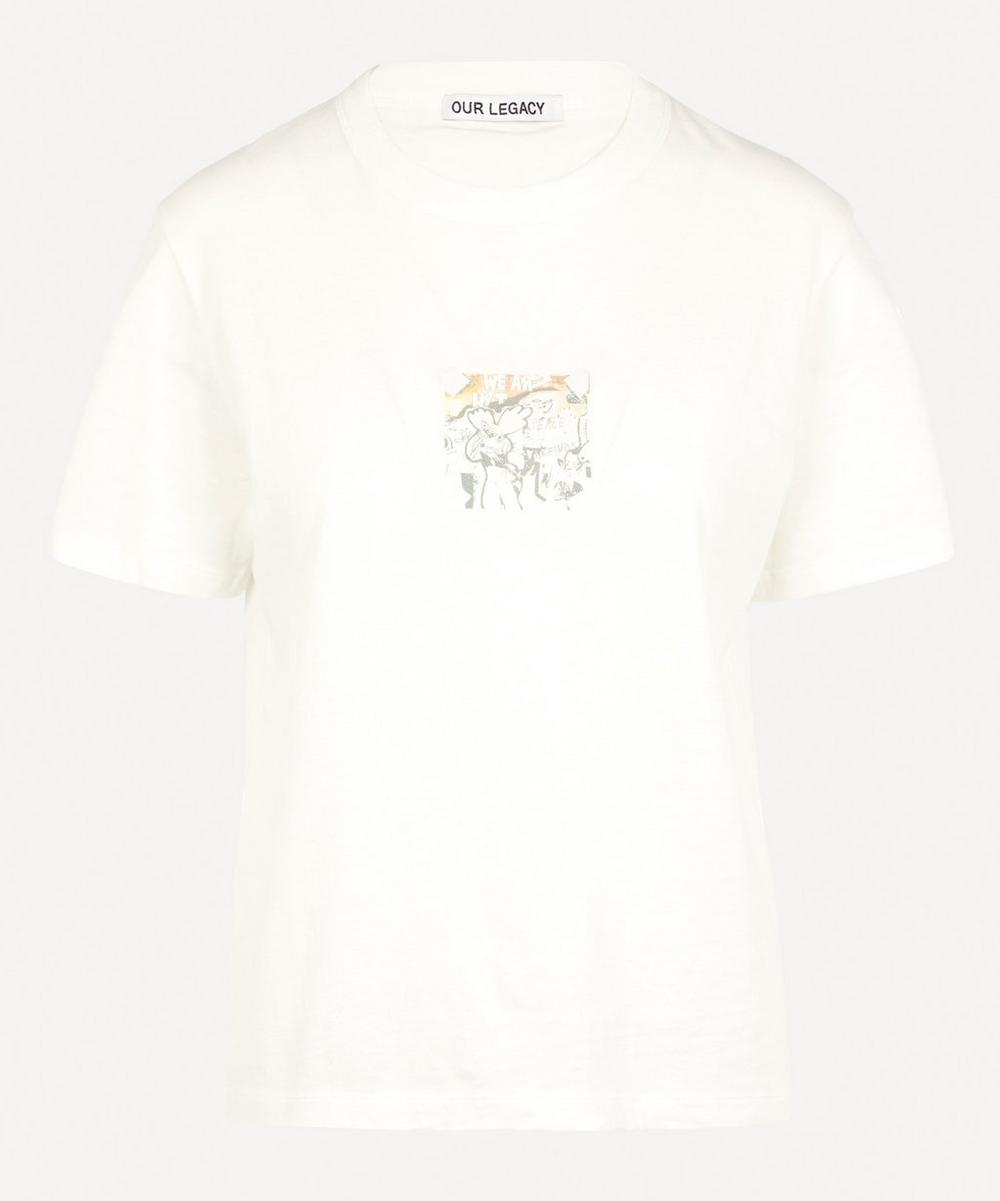 Our Legacy - Square Peace Flyer T-Shirt