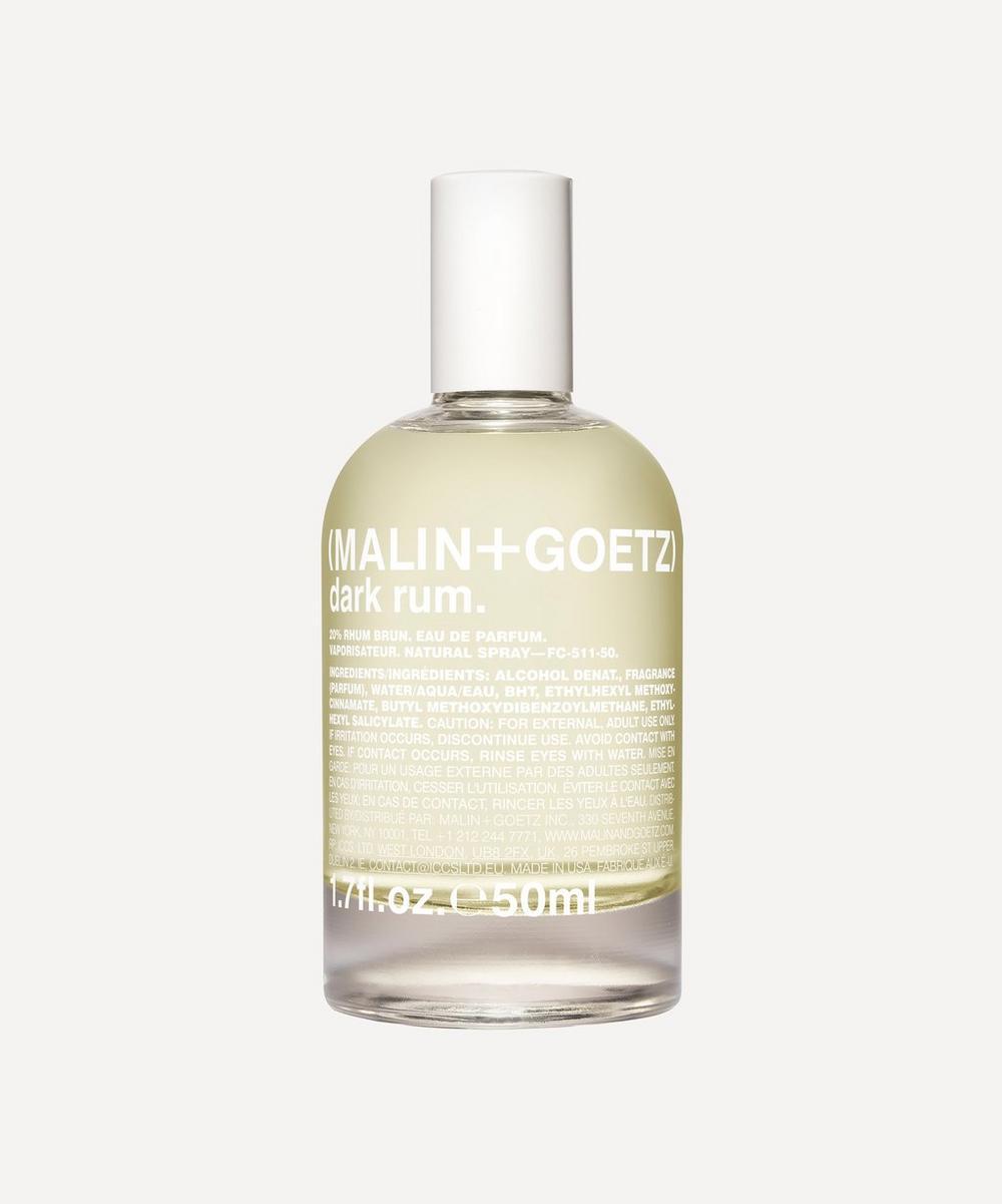 (MALIN+GOETZ) - Dark Rum Eau de Parfum 50ml