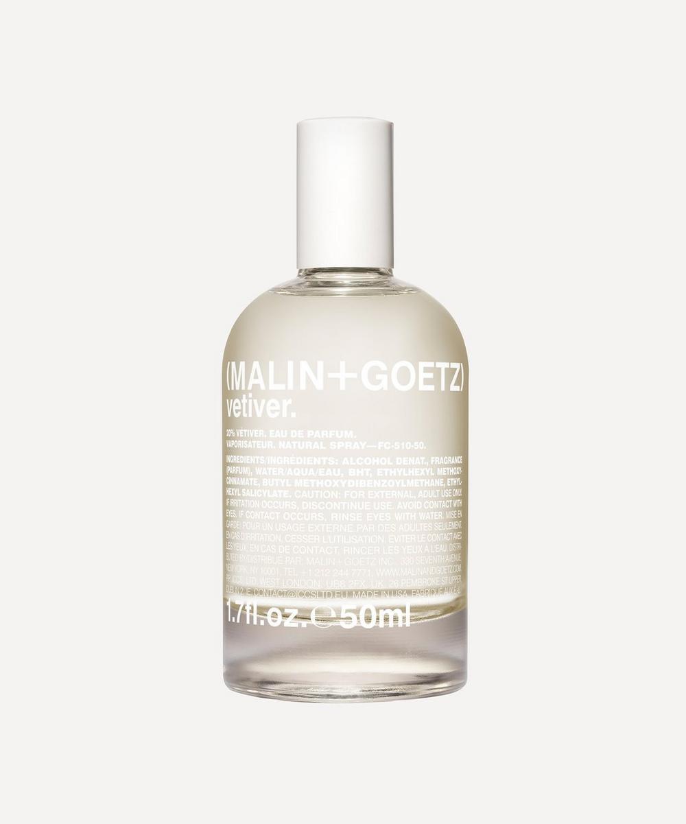 MALIN+GOETZ - Vetiver Eau de Parfum 50ml