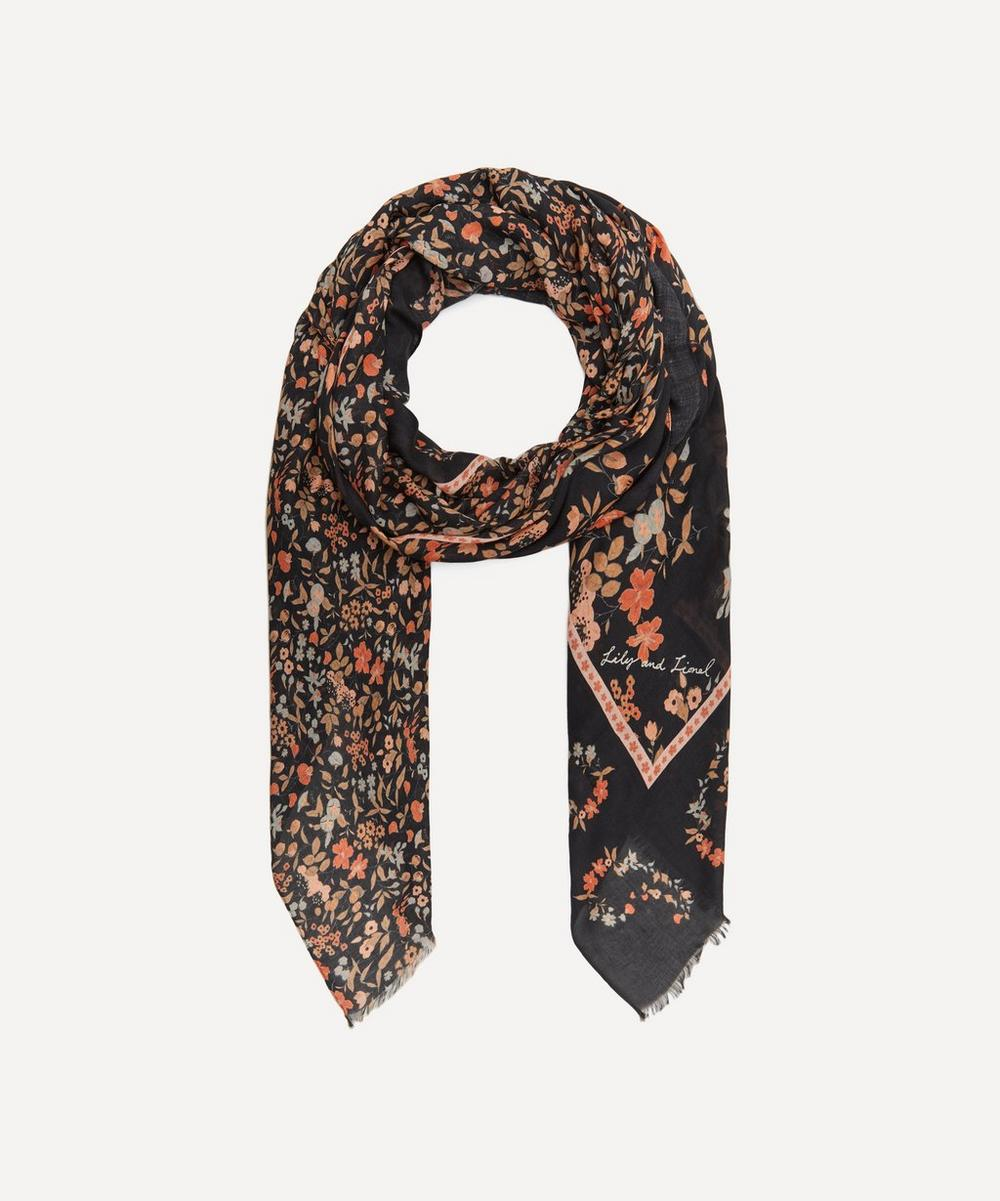 Lily and Lionel - Jasmine Modal-Blend Scarf