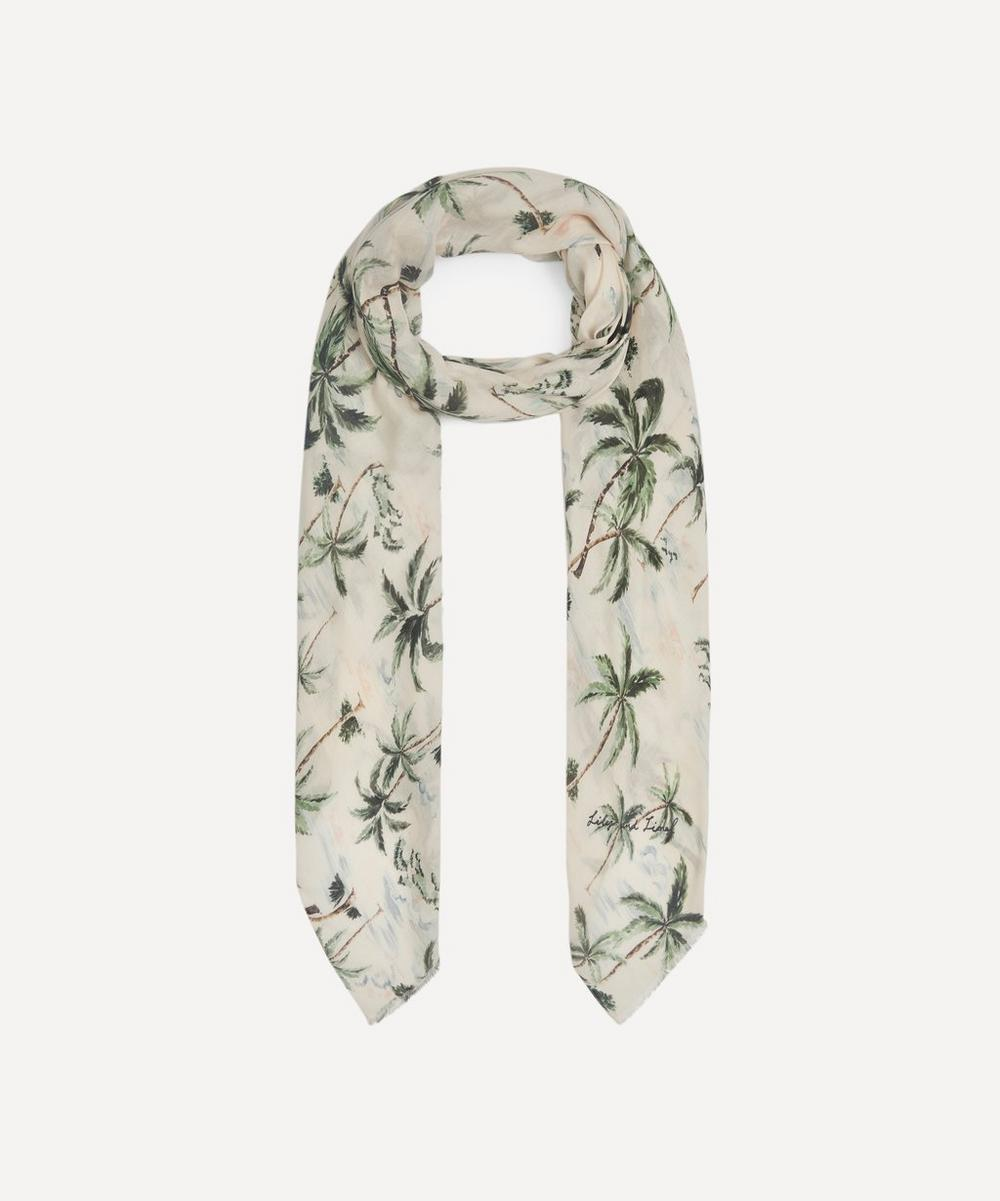 Lily and Lionel - Palm Springs Modal-Blend Scarf