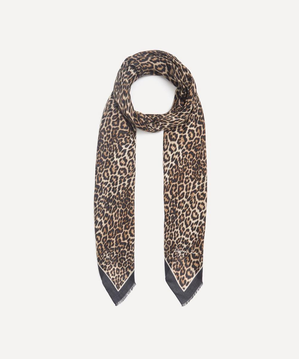 Lily and Lionel - Wild Cat Modal-Blend Scarf