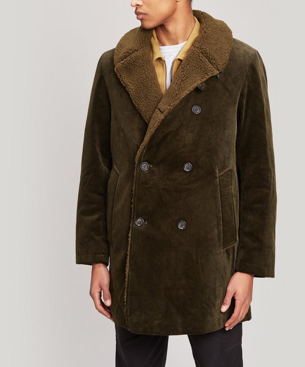 Oliver Spencer - Newington Kingsley Cord Coat