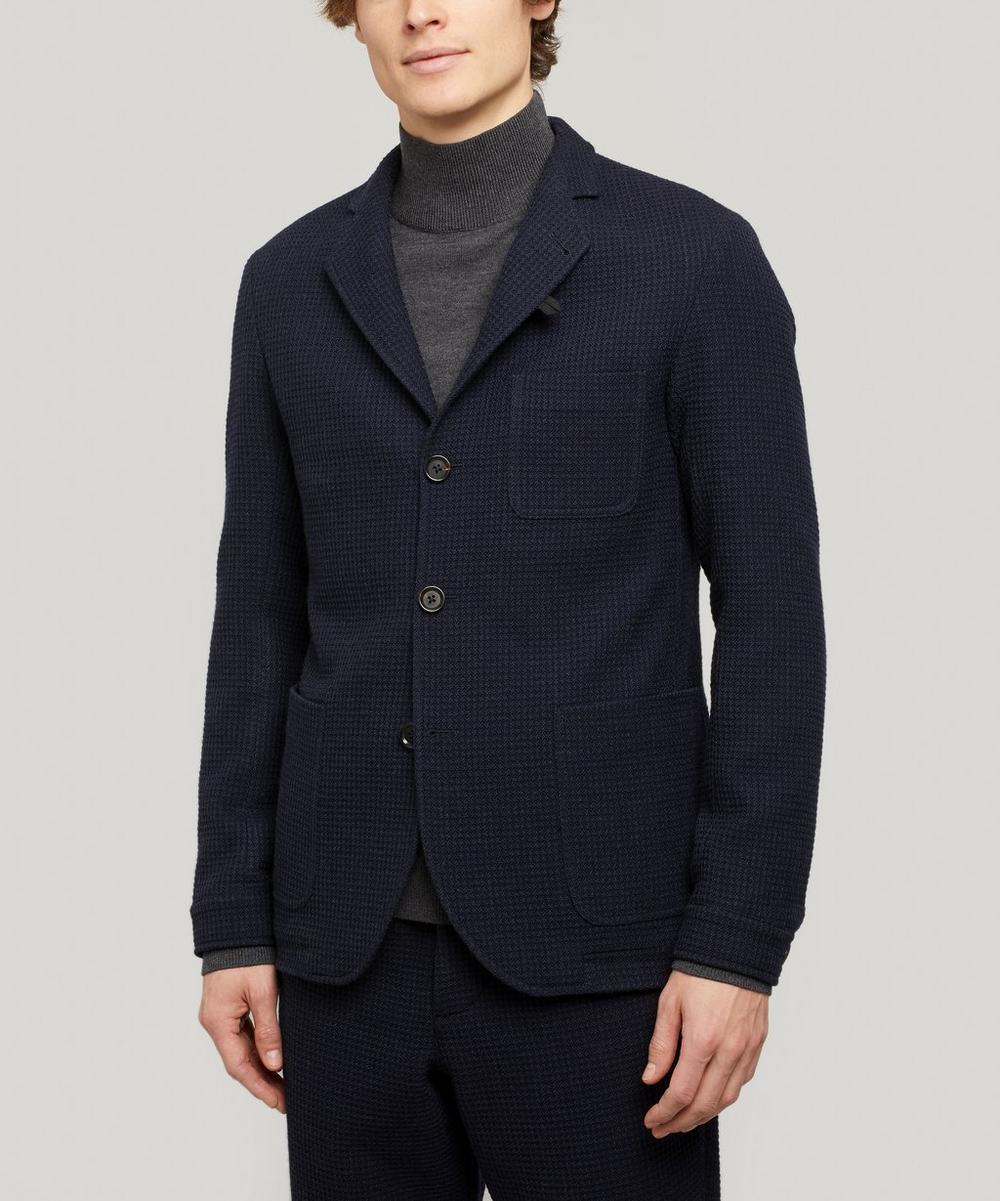 Oliver Spencer - Solms Textured Blazer