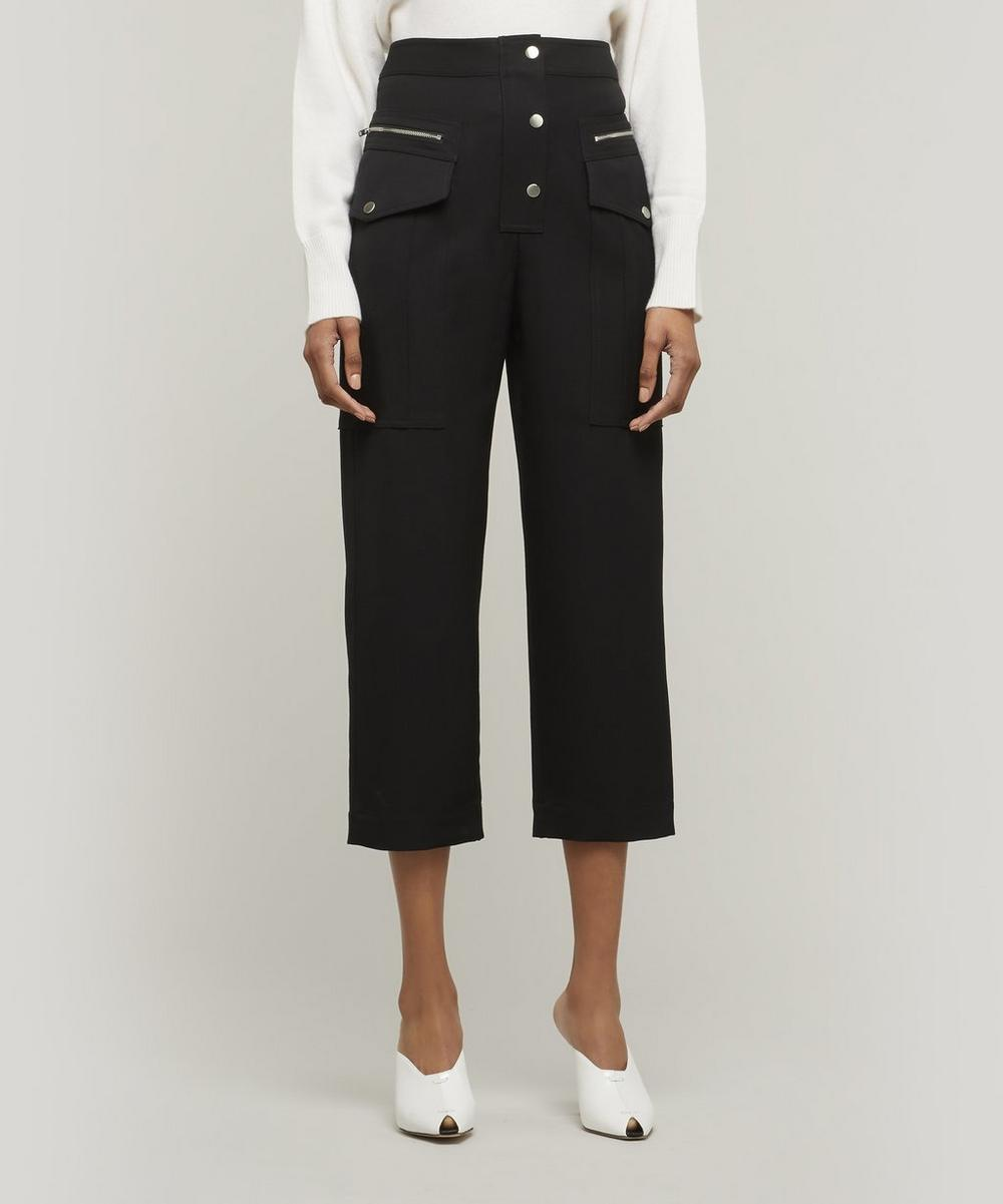 3.1 Phillip Lim - Wool Cargo Trousers
