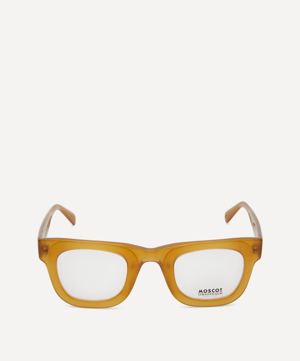 Moscot - Fritz 44 Chunky Acetate Sunglasses