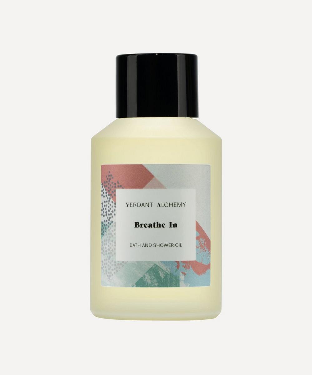 Verdant Alchemy - Breathe In Bath & Shower Oil 100ml