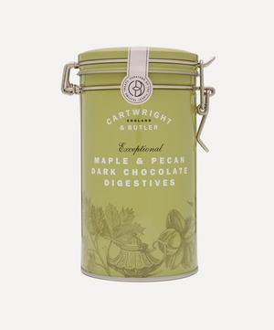 Maple & Pecan Biscuits in Tin 200g