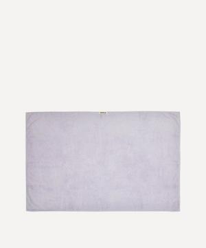 Organic Cotton Bath Sheet in Lavender