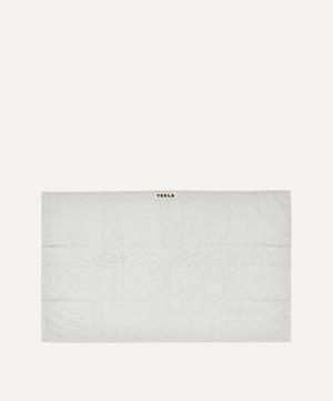 Organic Cotton Hand Towel in Lunar Rock