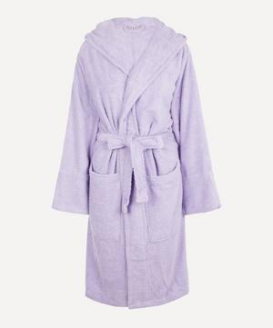 Small Bathrobe in Lavender