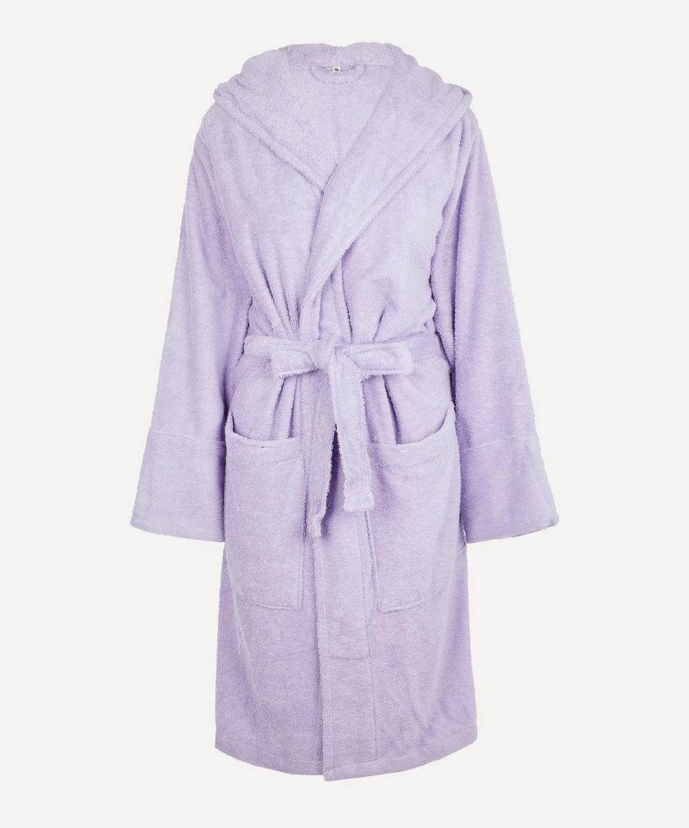 Tekla - Large Bathrobe in Lavender