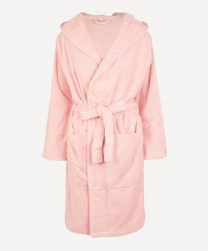 Small Bathrobe in Stella Pink