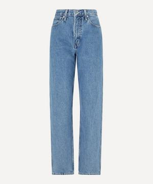 The Column High-Rise Jeans
