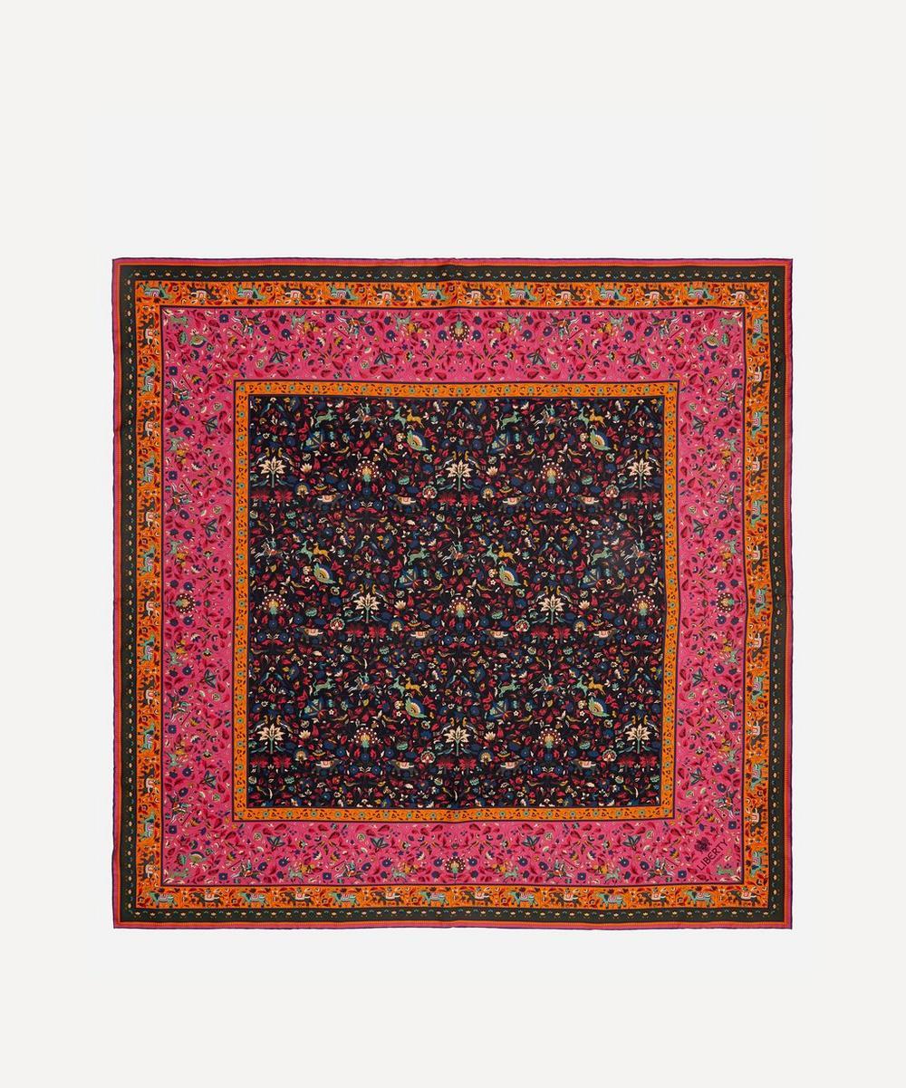 Liberty - Imran 90 x 90cm Silk Twill Scarf