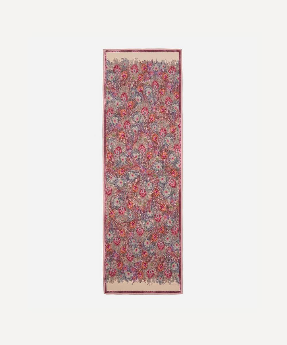 Liberty - Hera 70 x 200cm Silk Crepe de Chine Scarf