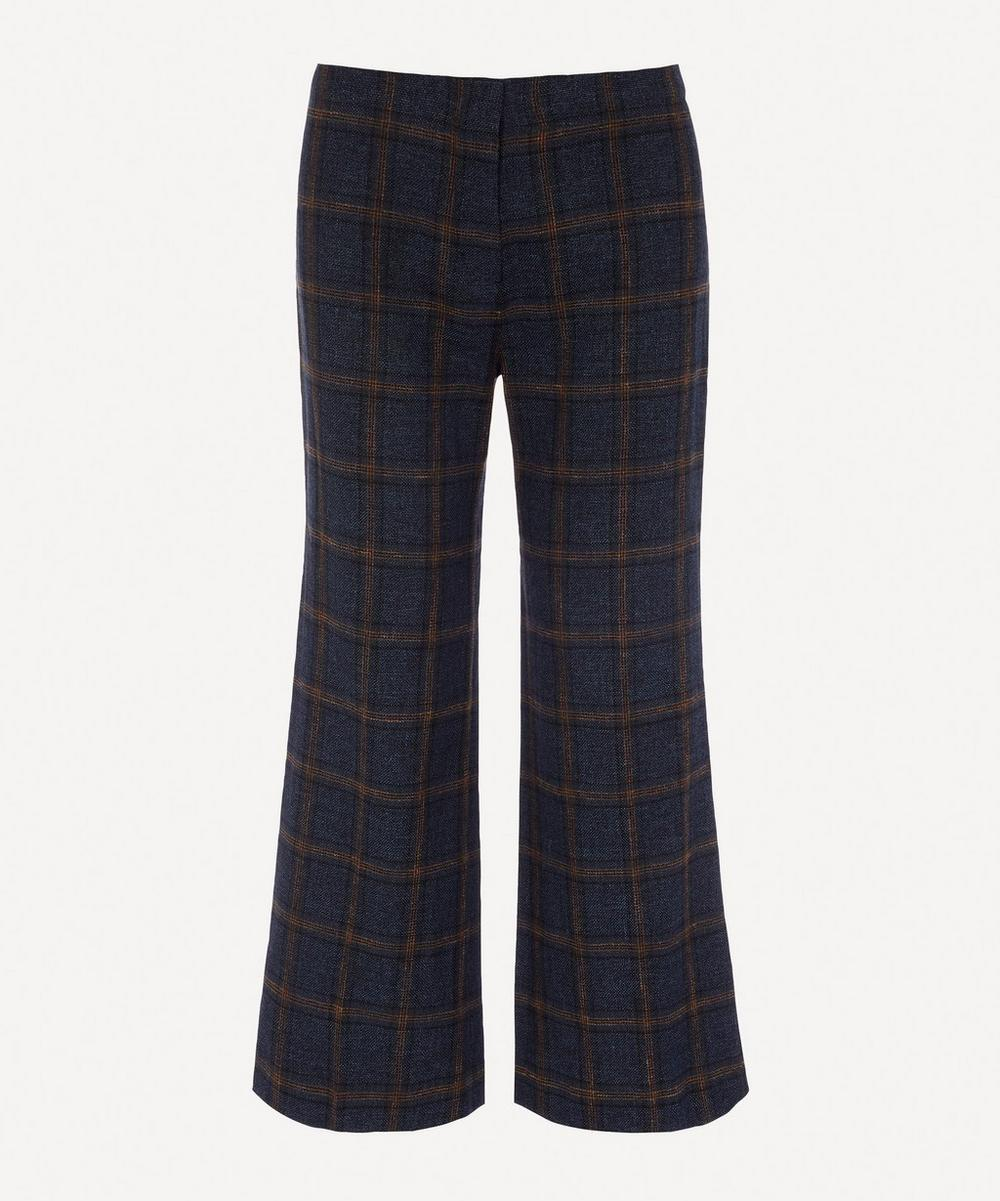 Masscob - Segall Checked Trousers
