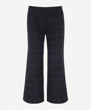 Segall Checked Trousers