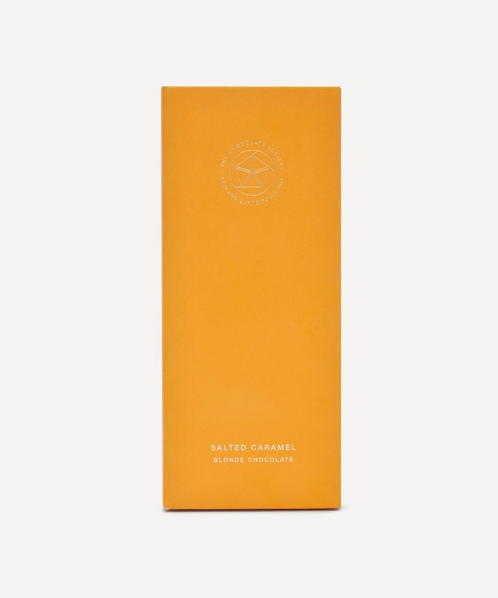 The Chocolate Society - Salted Caramel Blonde Chocolate Bar 65g