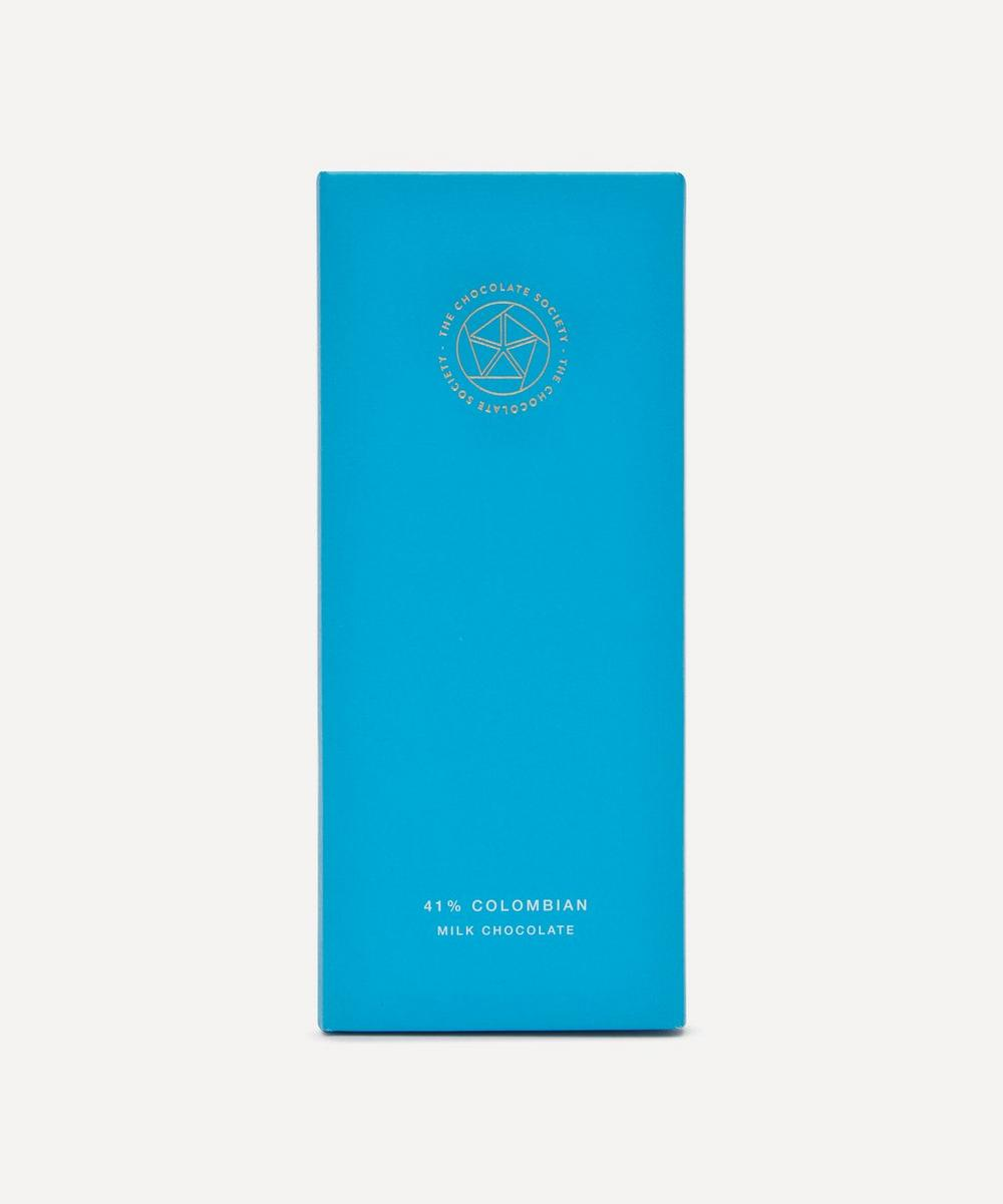 The Chocolate Society - 41% Colombian Milk Chocolate Bar 65g