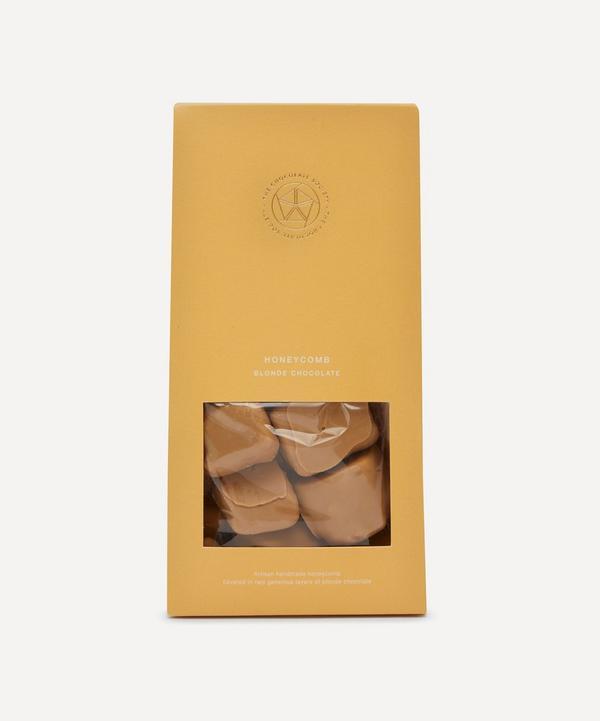 The Chocolate Society - Blonde Chocolate Honeycomb 150g